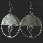 Ornament Shaped earrings