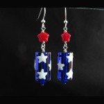 Old Glory Earrings